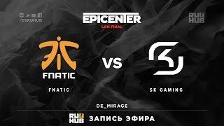 SK vs fnatic, game 1
