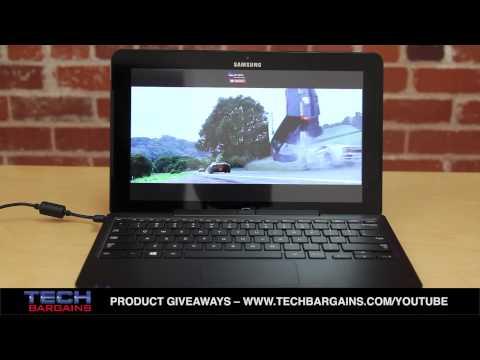 Samsung Ativ Tab 7 Video Review (HD)
