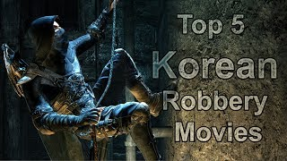 Nonton Top 5 Korean Heist Movies    Robbery Movies Film Subtitle Indonesia Streaming Movie Download