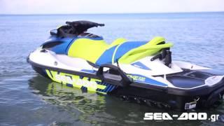 2. SEA DOO WAKE PRO 230 REVIEW IN GREECE