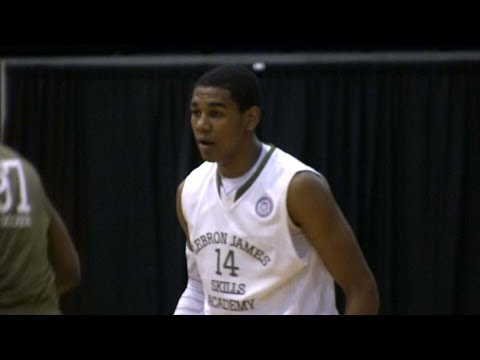Duke Commit Matt Jones Shoots The Lights Out at the 2011 LeBron James Skills Academy