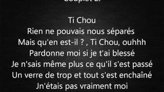 Kelly Stanley -Ti Chou (Paroles)
