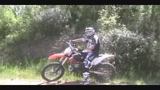 5. 2009 KTM 150 sx drive by