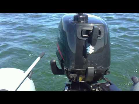 лодочный мотор сузуки дф5с цена