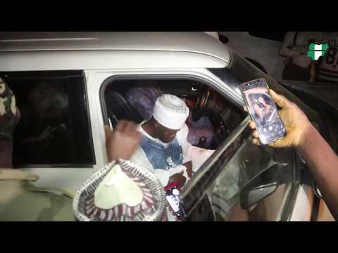 ESAN - SHEIKH BAYETIMO WITH IMAM OFFA & AL-BALAGUL MUBEEN OGO AGBAYE 1