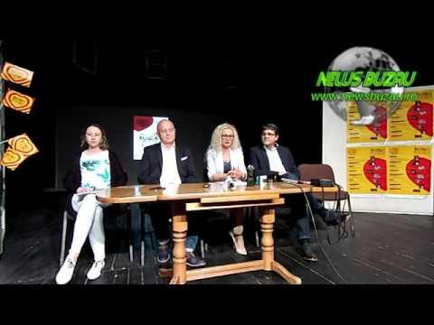 Buzau iubeste teatru - conferinta