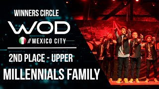 Nonton Millennials Family | 2nd Place Upper | World of Dance Mexico City 2017 | Winners Circle | #WODMX17 Film Subtitle Indonesia Streaming Movie Download
