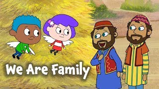 We Are Family: Jewish Mizrahi Folktale for Kids