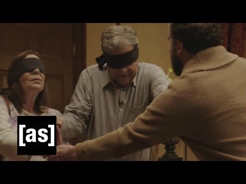 Setting the Table | Dinner With Family With Brett Gelman and Brett Gelman's Family | Adult Swim