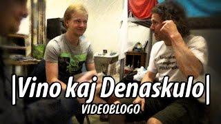En: In this video, I meet up with a native Esperanto speaker and have some strange conversations. Eo: En ĉi tiu filmeto, mi kunvenas kun denaskulo kaj diskutas ...