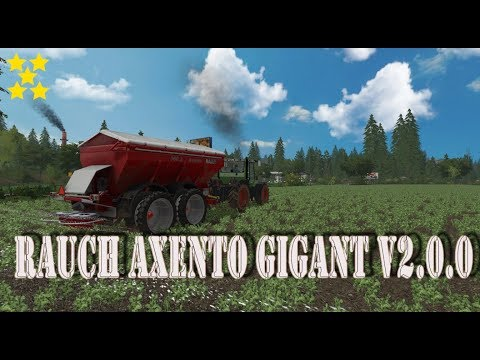 Rauch Axento GIGANT v2.0.0