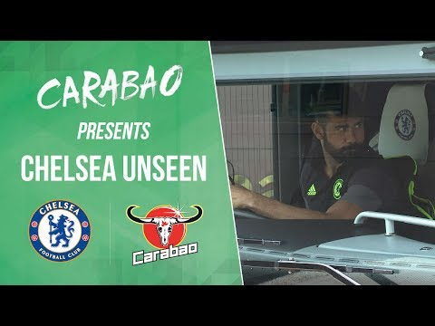 Diego Costa in the driver's seat and hilarious out-takes in Chelsea Unseen - Best of August!