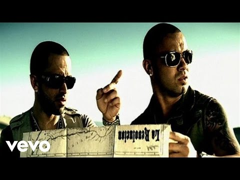 Abusadora - Wisin y Yandel (Video)