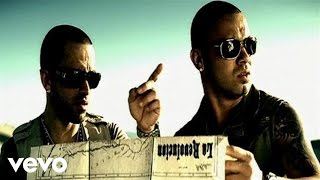 Wisin & Yandel music video Abusadora