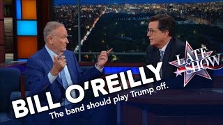 Bill O'Reilly Wants Donald Trump To Stop Whining