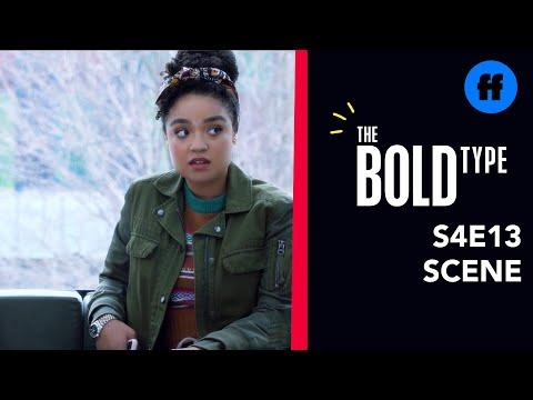 The Bold Type Season 4, Episode 13 | Kat Confesses to Alex | Freeform