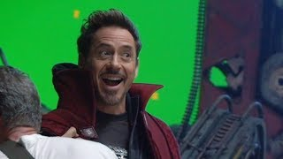 Video Avengers Infinity War BEHIND THE SCENES & All Trailers MP3, 3GP, MP4, WEBM, AVI, FLV Juni 2018
