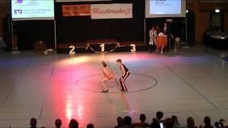 Tanja Wandera & Pascal Lenz - Schwäbische Meisterschaft 2013