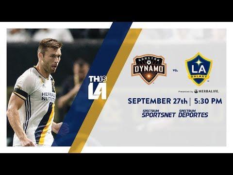 Video: TEASER: LA Galaxy vs. Houston Dynamo | September 27th, 2017