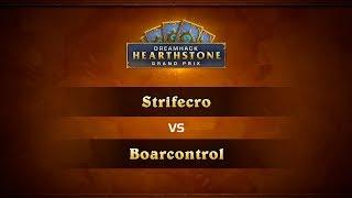 StrifeCro vs BoarControl, game 1