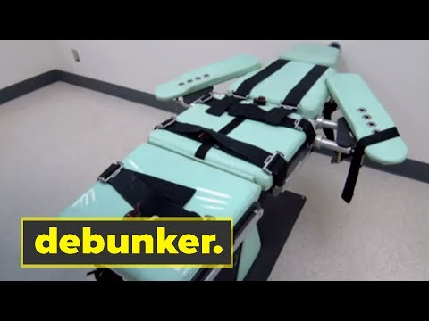 Is Lethal Injection Painful? | Debunker | NBC News