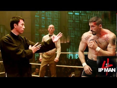 Donnie Yen - IP Man - 1 vs 1- (Best Fight) Movie Scenes HD 2020
