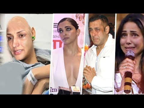 All Bollywood Celebs Latest EMOTIONAL Reaction On Sonali Bendre's Sudden SHOCKING News