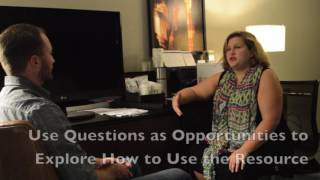 In this classic EMDR therapy preparation exercise called container, Dr. Jamie Marich and Dr. Ryan Van Wyk demonstrate how to assist a client in setting up a ...