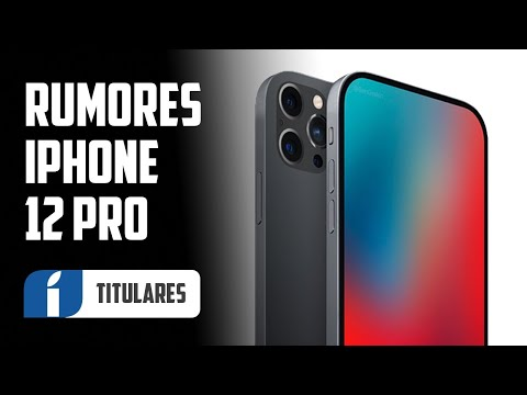 Rumores iPhone 12 Pro ¿con Touch ID y AirPods de serie?
