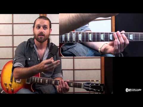 Master of Puppets – Electric Guitar Lesson Preview