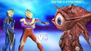 Video Sieu Nhan Game Play | Ultraman Tiga Và Ultraman Agul Tag battle mode | Game Ultraman Fe3 MP3, 3GP, MP4, WEBM, AVI, FLV November 2018