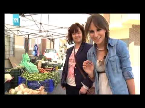 mercadillo - Cristina Pascual junto a Ftima Garca Mochales recorren el mercadillo de Pozo Caada, en la provincia de Albacete y nos muestran los mejores productos, los ...