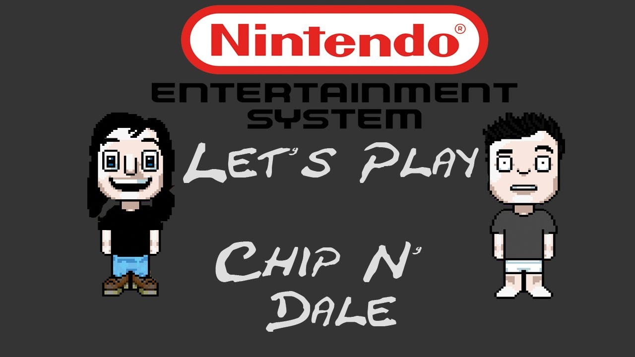 Spiele-Ma-Mo: Chip N' Dale (NES)