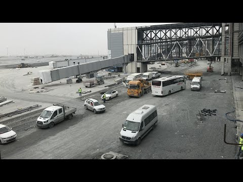 Neuer Flughafen in Istanbul: Erdogans tödliches Prestig ...
