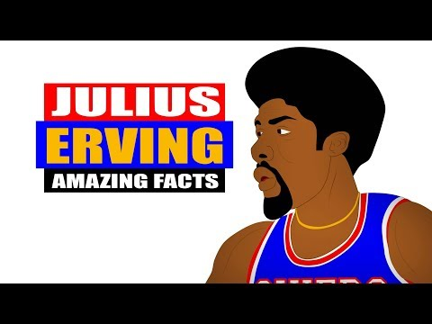 Leadership quotes - Julius Erving aka Dr J  Biography Fun Facts  Educational Videos for Students  Black History Month