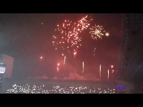 Reinauguracion del estadio George capwell  CS EMELEC VS NEW YORK CITY FC - Boca del Pozo - Emelec