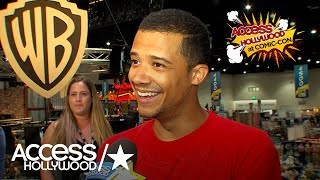"""At the Warner Bros. booth on the Comic-Con floor, Jacob Anderson tells Access Hollywood how surreal was to see all the fans at the """"Game of Thrones"""" panel. Plus, how much does Jacob know (or want to know) about upcoming episodes?» SUBSCRIBE: http://bit.ly/AHSub» Visit Our Website: http://www.AccessHollywood.com/Get More Access Hollywood:Facebook: https://www.facebook.com/AccessHollywoodTwitter: https://twitter.com/accesshollywoodInstagram: http://instagram.com/accesshollywoodSnapchat: OfficialAccessAbout Access Hollywood:""""Access Hollywood"""" is a nationally syndicated daily entertainment news show. """"Access Hollywood"""" delivers the most comprehensive coverage of entertainment news and personalities on television, featuring in-depth celebrity interviews and behind-the-sc enes accounts of the most important events in Hollywood.'Game Of Thrones' At Comic-Con: Jacob Anderson Says It's 'Surreal' To See The Huge Fan Following  Access Hollywoodhttps://youtu.be/YUo7RP8VPhwAccess Hollywoodhttps://www.youtube.com/user/AccessHollywood"""