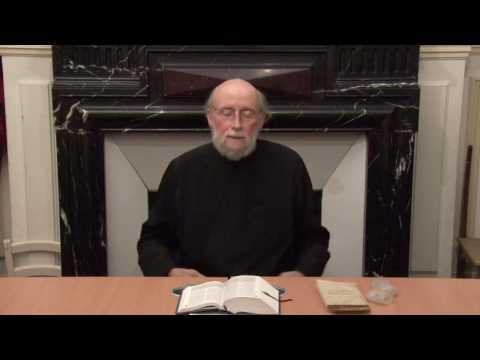 CDS Paris, 16 mars 2017 : Pr. Marc-Antoine Costa - Théologie dogmatique. Niveau 3