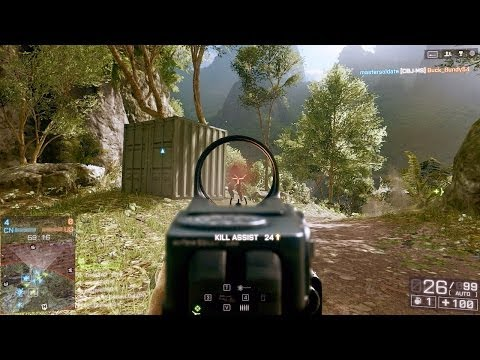 Battlefield - Thanks for watching guys! Check out these videos: ○ Ghosts Jumps and Spots on Siege: http://youtu.be/vWw28cef7qQ ○ 5 KD Challenge - Domination!: http://youtu...