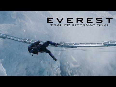 Tráiler Everest, basada en hechos reales