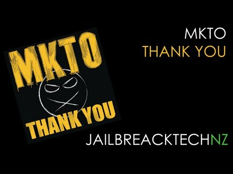 MKTO Thank You Official Audio