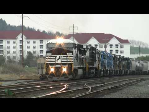 The Most Amazing Train Ever! 19G With Many Rare Locomotives!