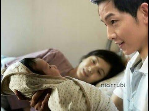 Song Joong Ki ❤Song Hye Kyo 🌹Baby SongSong Couple Hope soon their babies will soon.
