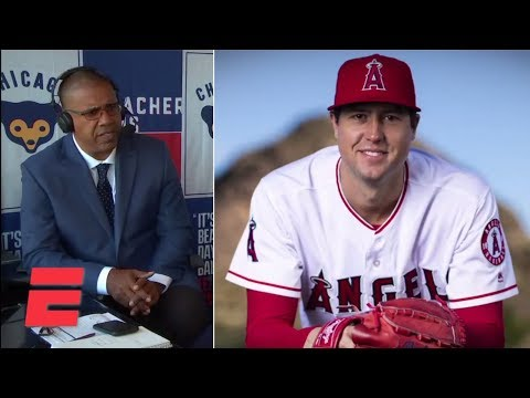 Video: Eduardo Perez on the death of Tyler Skaggs: 'This is a big-time loss'   MLB on ESPN