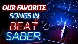 Our Favorite Songs In Beat Saber by GameSpot