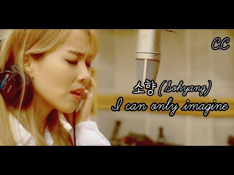 [C.C] 소향 (Sohyang) - I can only imagine (Full MV)