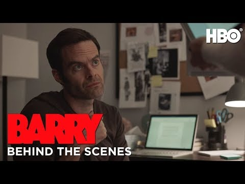 Barry: Behind the Scenes of Season 2 Episode 3 with Bill Hader & Alec Berg   HBO