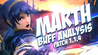 ZeRo- Marth Analysis Post Patch 1.1.4 Buff