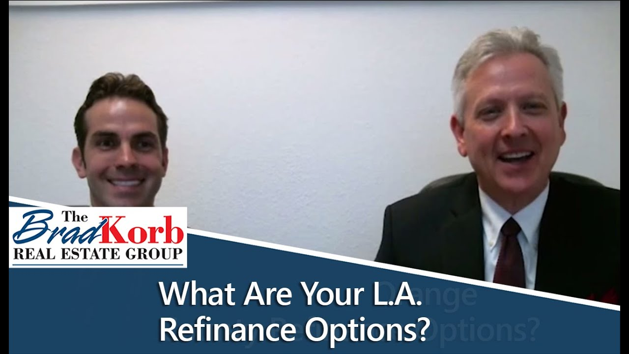 Is Refinancing Your L.A. County Home a Good Idea in 2015?