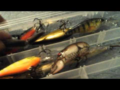 Fishing lures part 3